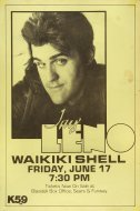 Jay Leno Poster
