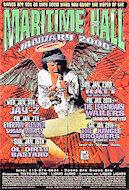 The Wailers Handbill