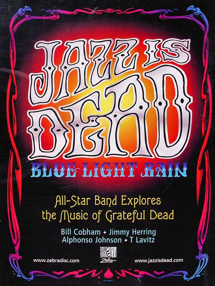 Jazz is Dead Poster
