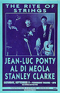 Jean-Luc Ponty Poster