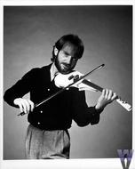 Jean-Luc Ponty Vintage Print