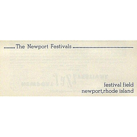 Newport All-Stars Program