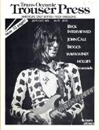 Jeff Beck Trouser Press Magazine