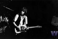 Jeff Beck Vintage Print