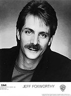 Jeff Foxworthy Promo Print