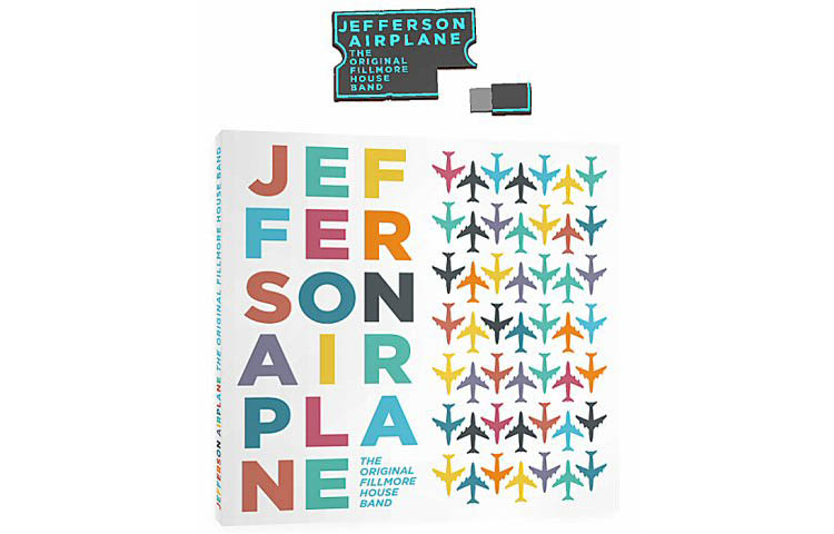 Jefferson Airplane Book