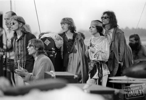 Jefferson Airplane Fine Art Print