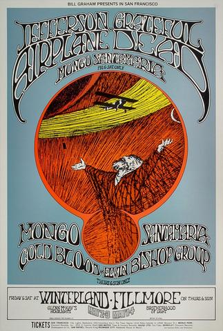 Elvin Bishop Group Handbill