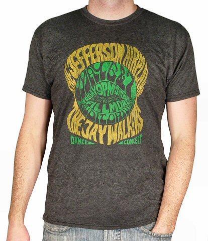 Jefferson Airplane Men's Retro T-Shirt