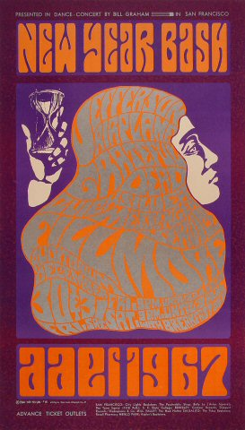 Jefferson Airplane Poster