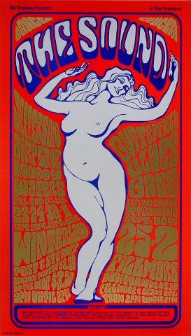 The Paul Butterfield Blues Band Poster