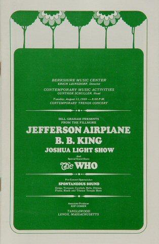 Jefferson Airplane Program