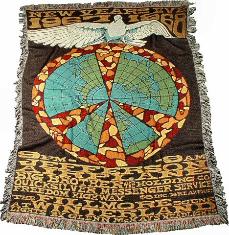 Jefferson AirplaneRetro Afghan