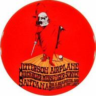 Jefferson Airplane Retro Pin