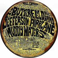 The Paul Butterfield Blues Band Vintage Pin