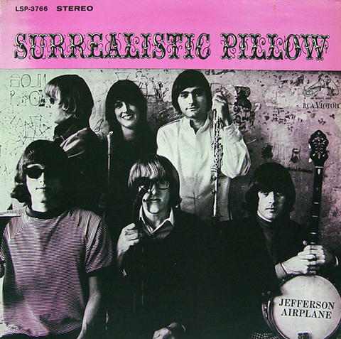 Jefferson Airplane Vinyl (Used)