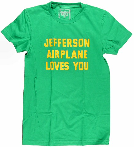Jefferson AirplaneWomen's Retro T-Shirt
