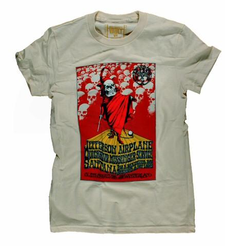 Dan Hicks & His Hot Licks Women's Retro T-Shirt
