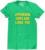 Jefferson Airplane Women's Retro T-Shirt