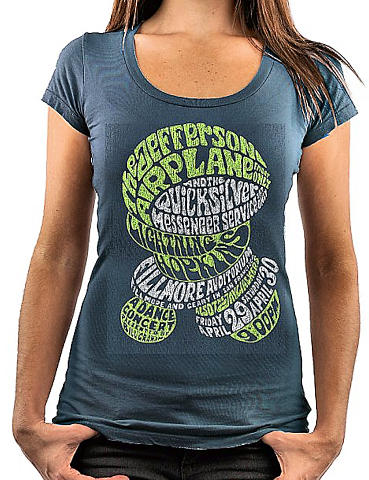 Quicksilver Messenger Service Women's T-Shirt