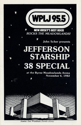 Jefferson Starship Program