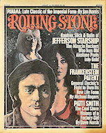 Patti Smith Rolling Stone Magazine