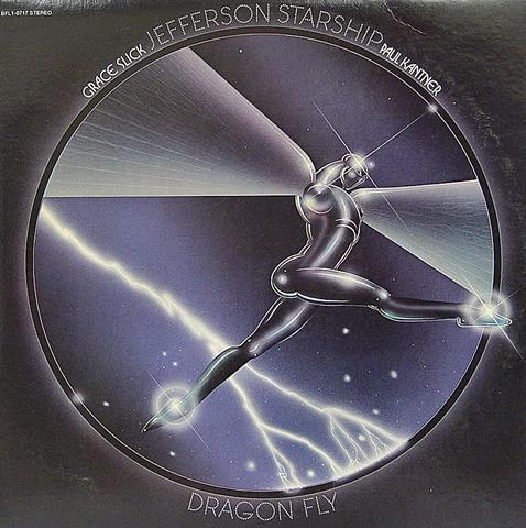 Jefferson Starship Vinyl (Used)