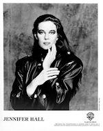 Jennifer Hall Promo Print