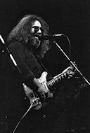 Jerry Garcia Fine Art Print