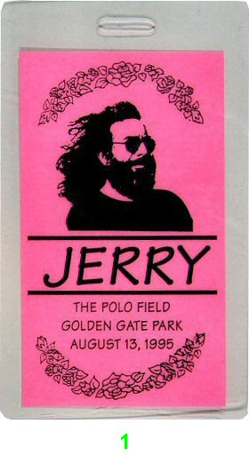 Jerry GarciaLaminate
