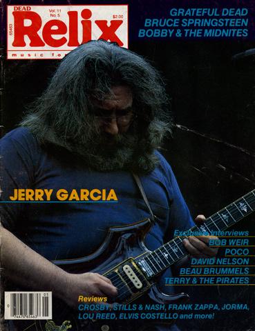 Jerry GarciaMagazine