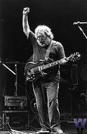 Jerry Garcia Vintage Print