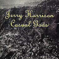 Jerry Harrison Poster