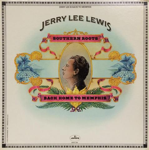 """Jerry Lee Lewis Vinyl 12"""" (Used)"""