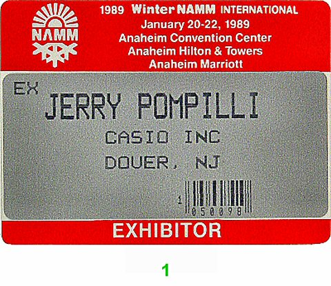 Jerry Pompili Laminate