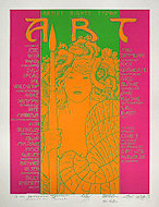 Sal Valentino Serigraph