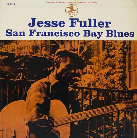 Jesse Fuller Vinyl (Used)