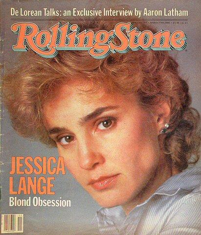 Jessica LangRolling Stone Magazine