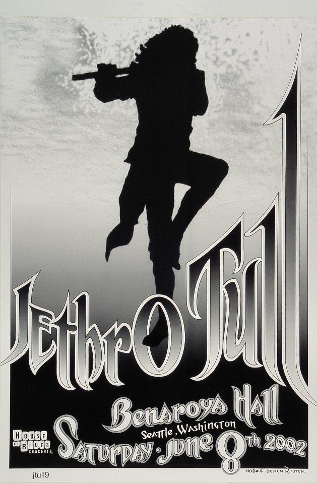 Jethro TullPoster