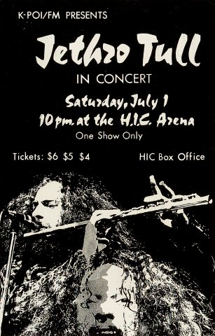 Jethro TullPoster