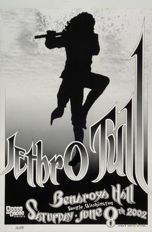Jethro Tull Poster