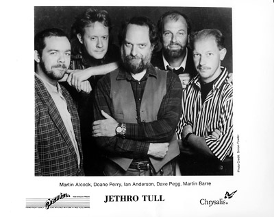 Jethro TullPromo Print