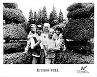 Jethro Tull Promo Print
