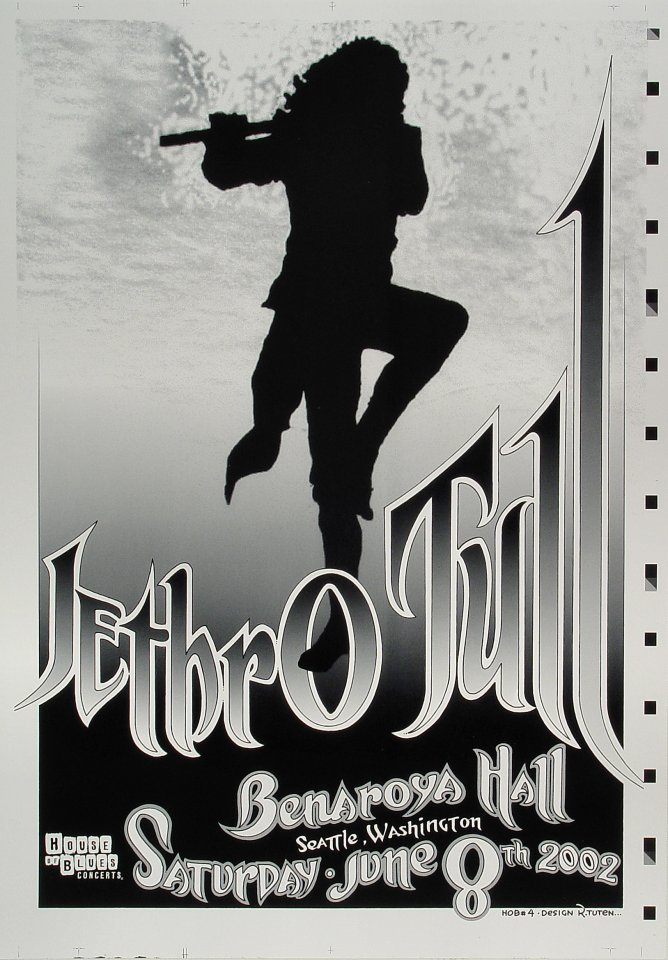 Jethro Tull Proof
