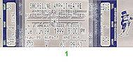Jewel Vintage Ticket