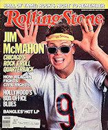Jim McMahon Rolling Stone Magazine