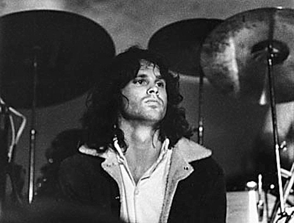 Jim Morrison Fine Art Print