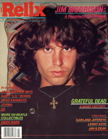 Jim MorrisonMagazine