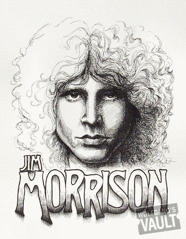 Jim MorrisonPoster