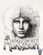 Jim Morrison Poster
